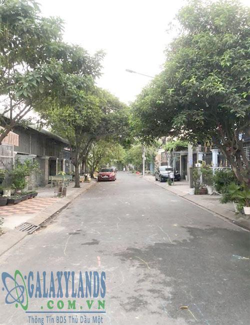 Bán nhà đất khu dân cư Phú Hòa 1