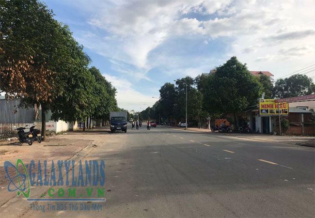 Bán đất mặt tiền đường Nguyễn Đức Thuận Hiệp Thành