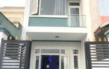 Bán nhà 1 trệt 1 lầu khu tái định cư phường Phú Mỹ