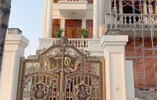 Bán nhà 1 trệt 2 lầu mặt tiền đường Nguyễn Văn Trỗi Hiệp Thành