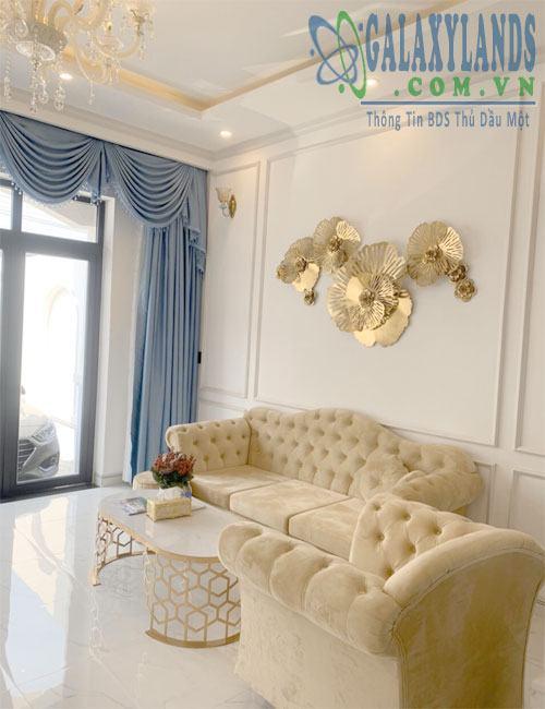 Bán nhà hẻm 288 Huỳnh Văn Lũy Phú Lợi Thủ Dầu Một
