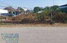 Bán 2 lô đất mặt tiền hẻm 220 Huỳnh Văn Lũy Phú Lợi diện tích 5x25m