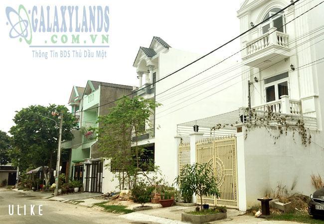 Bán nhà đất khu dân cư Phú Hòa 2