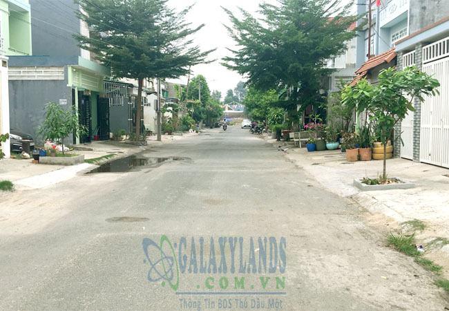 Bán nhà đường số 10 khu dân cư Phú Hòa 2