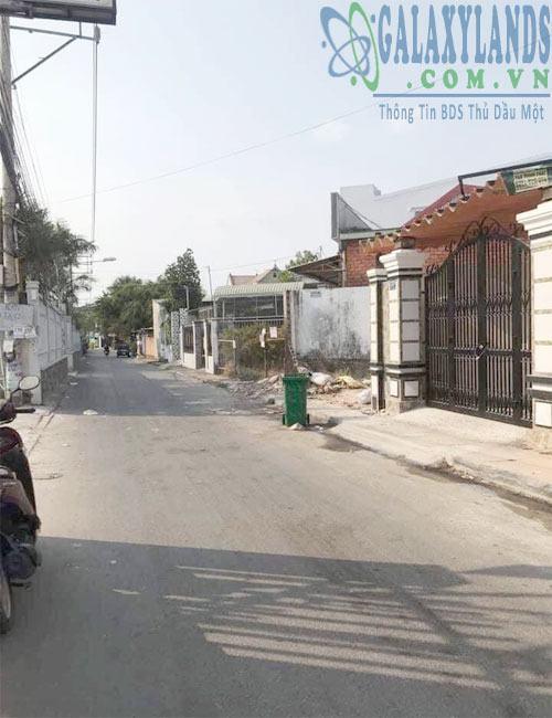 Bán đất phường Chánh Nghĩa Thủ Dầu Một