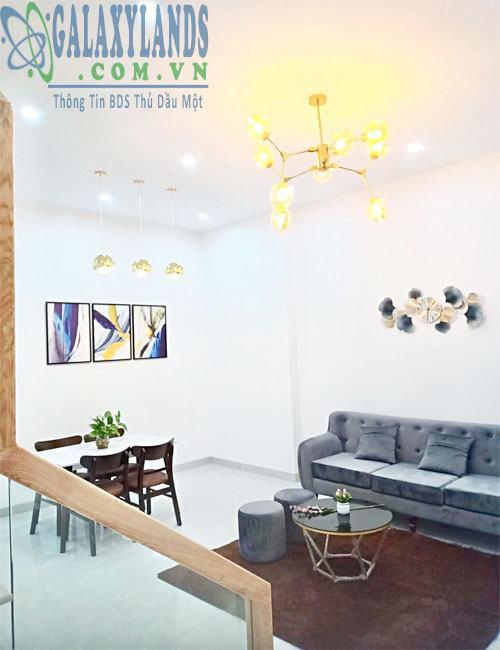 Bán nhà hẻm đường Huỳnh Văn Lũy phường Phú Lợi Bình Dương