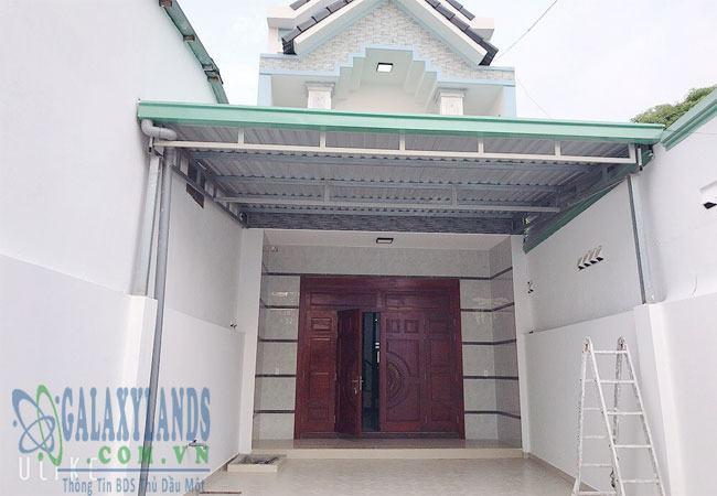 Bán nhà phường Phú Hòa