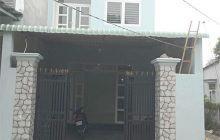 Bán nhà 1 trệt 1 lầu Phú hòa cách đường Lê Hồng Phong chỉ 70m