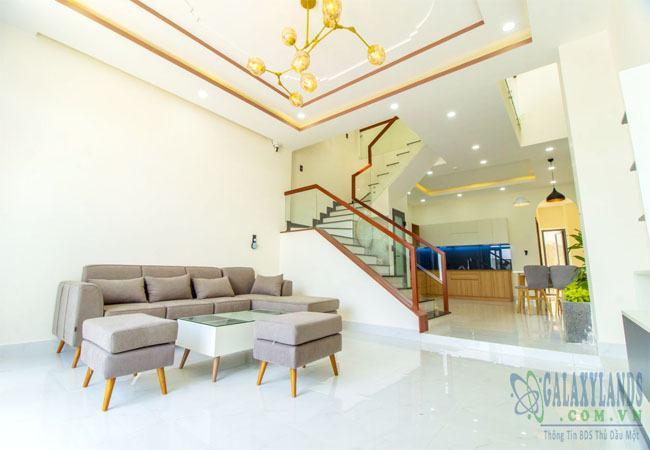 Bán nhà hẻm đường Nguyễn Đức Thuận, phường Hiệp Thành, thành phố Thủ Dầu Một, Bình Dương