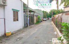 Bán 2 lô đất đối diện cafe Góc Phố phường Phú Lợi