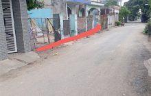 Bán đất khu phố 9 phường Phú Lợi gần trường tiểu học đang xây