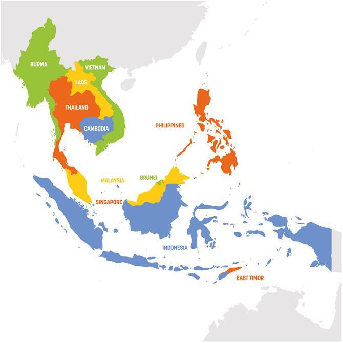 Các quốc gia Đông Nam Á