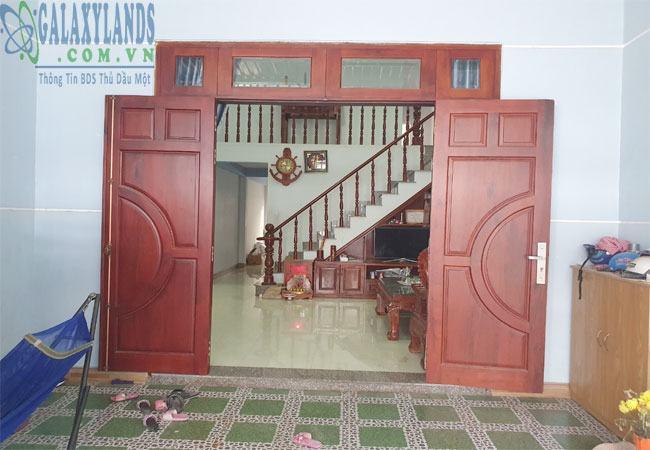 Bán nhà riêng hẻm 211 phường Phú Lợi