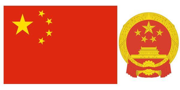 Bản đồ đất nước Trung Quốc ( China )
