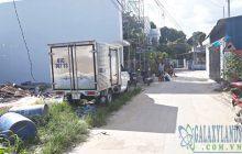 Bán đất 1 sẹc đường Nguyễn Văn Trỗi gần UBND phường Hiệp Thành