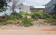 Bán đất mặt tiền đường DX02 Phú Mỹ kinh doanh buôn bán