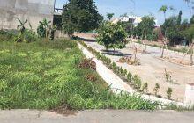 Bán đất đường DX10 diện tích 5.4x28m đường nhựa rộng 7m