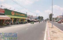Bán đất hẻm 113 Trần Văn Ơn Phú Hòa tặng nhà cấp 4