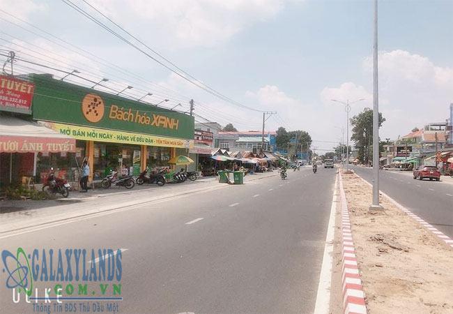 Bán đất hẻm 113 Trần Văn Ơn Phú Hòa