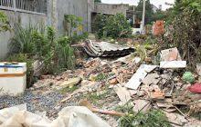 Bán lô góc 2 mặt tiền đường xây nhà mái thái phường Phú Hòa