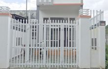 Bán nhà đường DX06 Phú Mỹ 1 trệt 1 lửng còn mới
