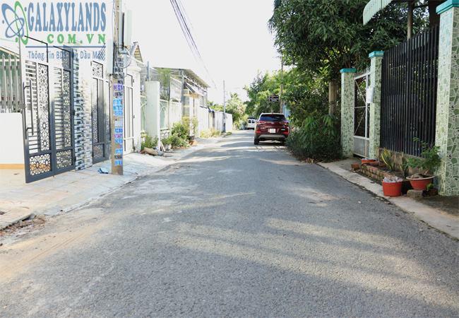 Mặt tiền đường hẻm 296 Nguyễn Thị Minh Khai, Phú Hòa