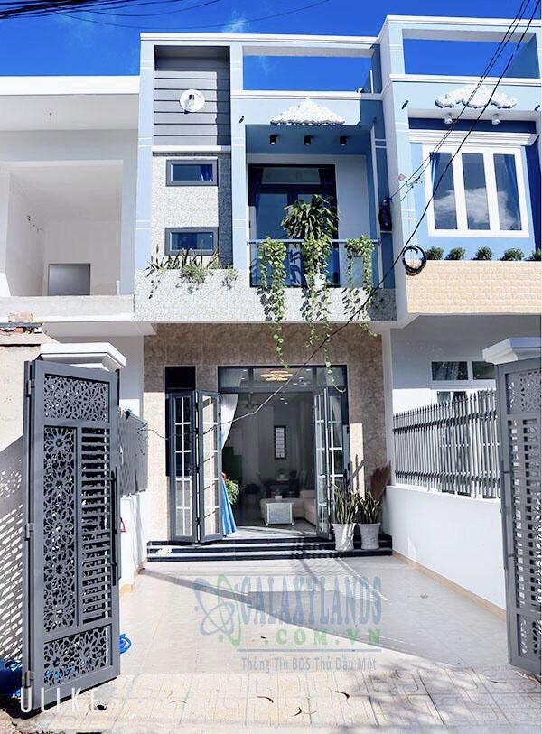 Bán nhà khu phố 3 phường Phú Hòa, thành phố Thủ Dầu Một, Bình Dương