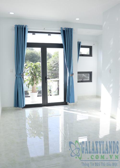 Lầu 1 nhà Phú Hòa, Bình Dương