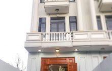 Bán Nhà 1 Trệt 2 Lầu Mặt Tiền Đồng Cây Viết Phú Mỹ