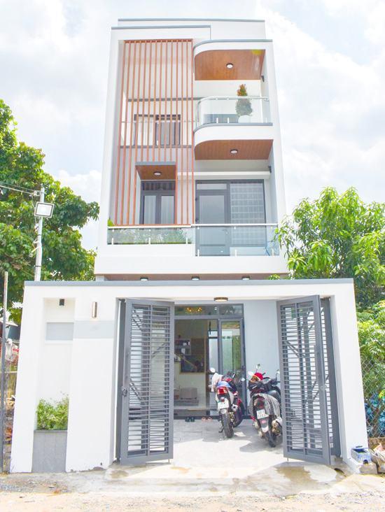Bán nhà mặt tiền đường DX34 phường Phú Mỹ, Thủ Dầu Một, Bình Dương