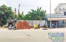 Bán đất mặt tiền đường Lê Hồng Phong diện tích 221.5m2