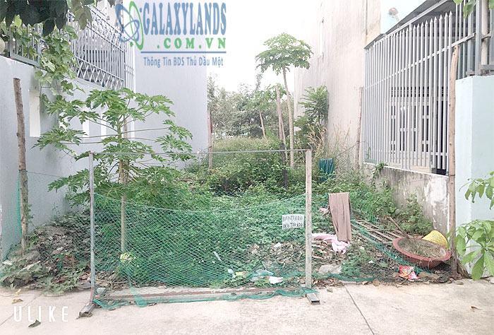 Bán đất đường N14 khu tái định cư Phú Mỹ
