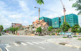 Giá bất động sản khu đông Sài Gòn đang tăng theo thành phố Thủ Đức