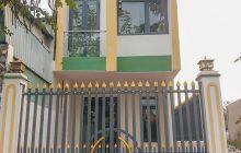 Bán nhà 1 trệt 1 lầu đường N7 sát trường Phú Tân