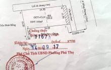 Bán Lô Góc MT Lê Hồng Phong Gần Phòng Công Chứng Nguyễn Thị Gái