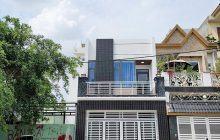 Bán nhà 1 trệt 1 lầu khu dân cư Phú Hòa 2