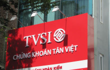 Chứng khoán Tân Việt báo lãi gần 31 tỷ đồng sau 9 tháng đầu năm