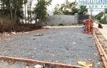 Bán đất lô góc 3 mặt tiền gần Bệnh Viện 512, 10x20m, thổ cư 100m2