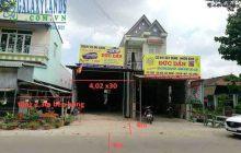 Bán lô đất đường D5 phường Hòa Phú, mặt tiền đường nhựa 16m.