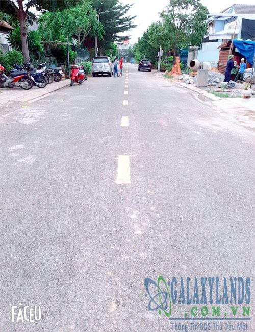 Bán đất khu tái định cư Phú Thịnh, Thủ Dầu Một