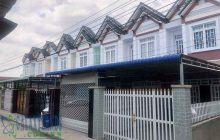 Bán nhà phường Phú Lợi gần Uỷ Ban Nhân Dân Phường, thiết kế 1 trệt 1 lầu.