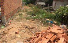 Bán đất phường Chánh Mỹ Thủ Dầu Một gần ngã ba cây Rơm.