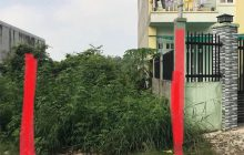 Bán đất hẻm 322 mặt tiền đường nhựa phường Phú Lợi, Thủ Dầu Một