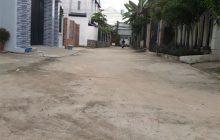 Bán đất phường Phú Lợi, DT 187m2, đường 5m.