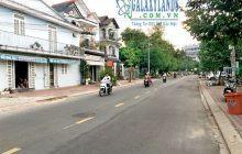 Bán đất mặt tiền kinh doanh Phạm Thị Tân DT: 100m2 ( 4x25m), TC 50m2