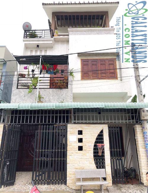 Bán nhà 1 trệt 2 lầu hẻm 288 Huỳnh Văn Lũy, phường Phú Lợi, Thủ Dầu Một, Bình Dương