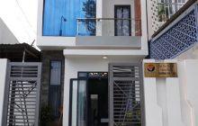 Bán nhà đường D3 khu tái định cư Chánh Nghĩa Full House.
