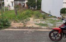 Bán đất đường số 16 khu tái định cư Phú Thịnh DT 5.5x22m