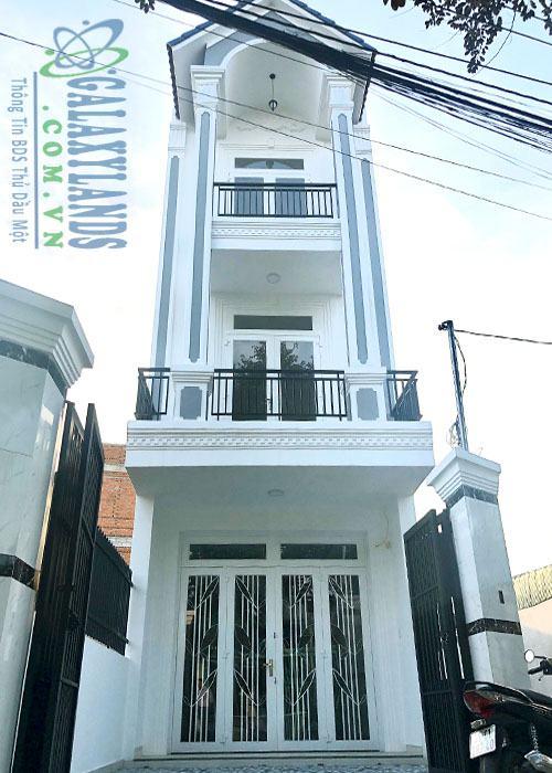 Bán nhà đường Trần Bình Trọng, Phú Thọ