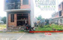 Bán đất 5.5x16m, 86m2 đường Nguyễn Văn Trỗi, Phú Lợi